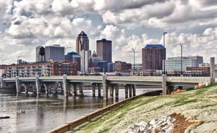 Des Moines Initiates Clean Water Act Lawsuit To Stem Farm